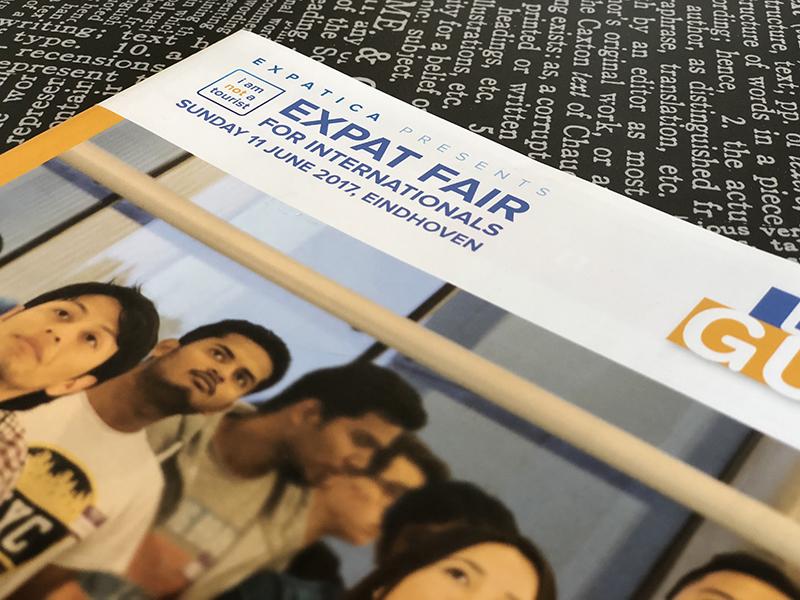Expat fair folder 2017