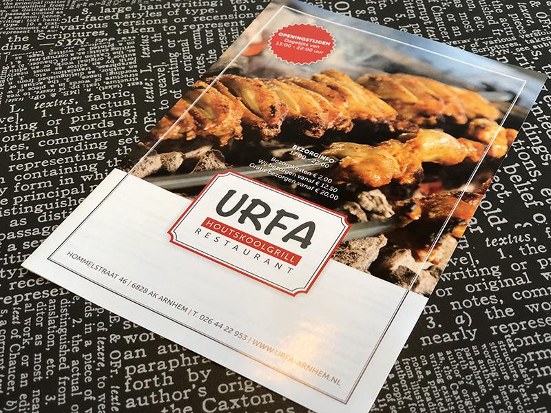 Folders Urfa